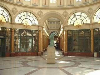 12 - Passage Couvert - Galerie Colbert - 7 Rue des Petits Champs 2 Rue Vivienne