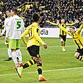 But borussia dortmund vs wolfsbourg vidéo résumé 3-0