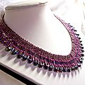 Collier Purple Rain 1