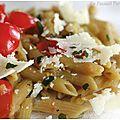 Piccolinosotto aux tomates cerises et au parmesan