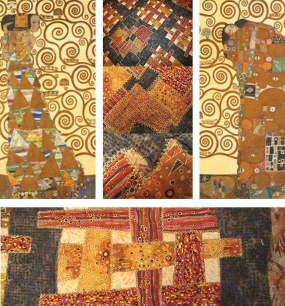 patch Klimt1