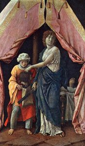 MANTEGNA ca 1495 Judith -Washington National Gallery-wgadothu