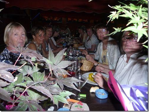 Ouvrages, Phil et Mi, repas fin d'année 058