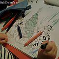 Dessiner noël [project december 2014 #10]