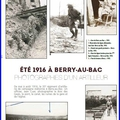Ete 1916 a berry au bac