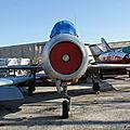 Musée Aéronautique d'Orange: France - Air Force: Dassault MD-454 Mystere IVA: 5-NT: MSN 28.