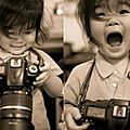 Les émotions personnelles les appareils photos -