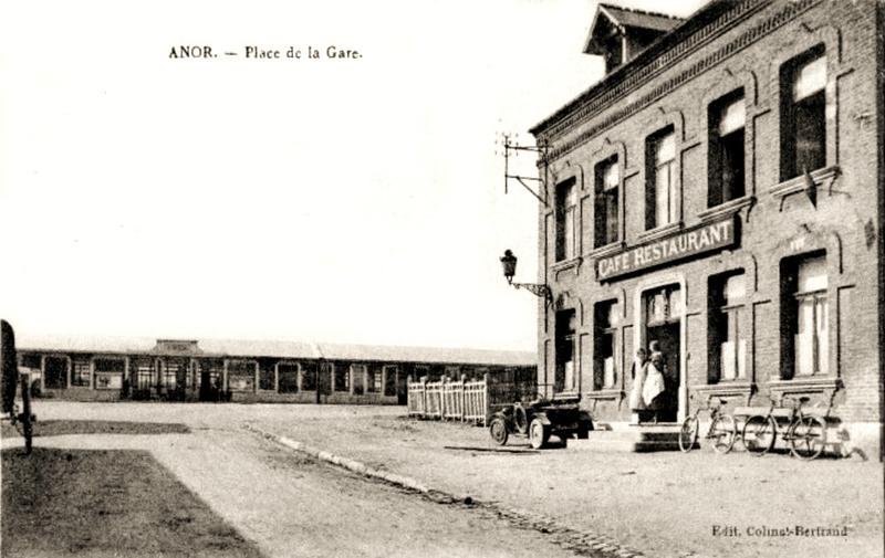 ANOR-Place de la Gare