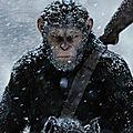 La planète des singes – suprématie : la révolution pour la planète des singes révèle ses influences !