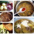 된장찌개 – ragoût de pâte de soja