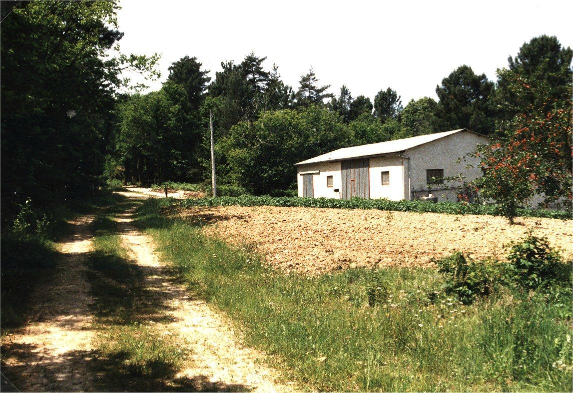 Sur la voie romaine maison neuve et combe donzelle for Maison neuve deja construite