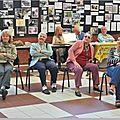 les pensionnaires de la maison de retraites 2