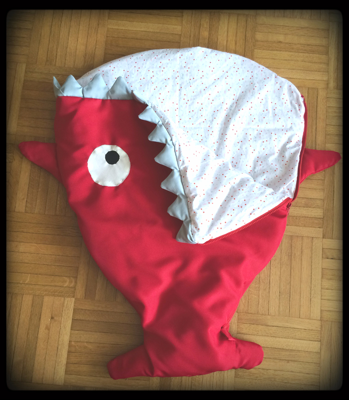 sac de couchage Shark-requin 2