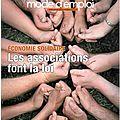 Magazine à disposition pour les associations à calade à calvisson