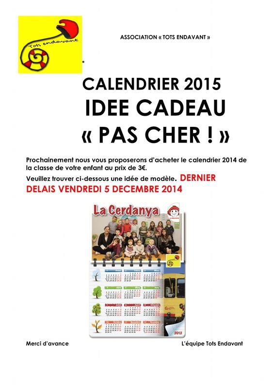 idee cadeau2015