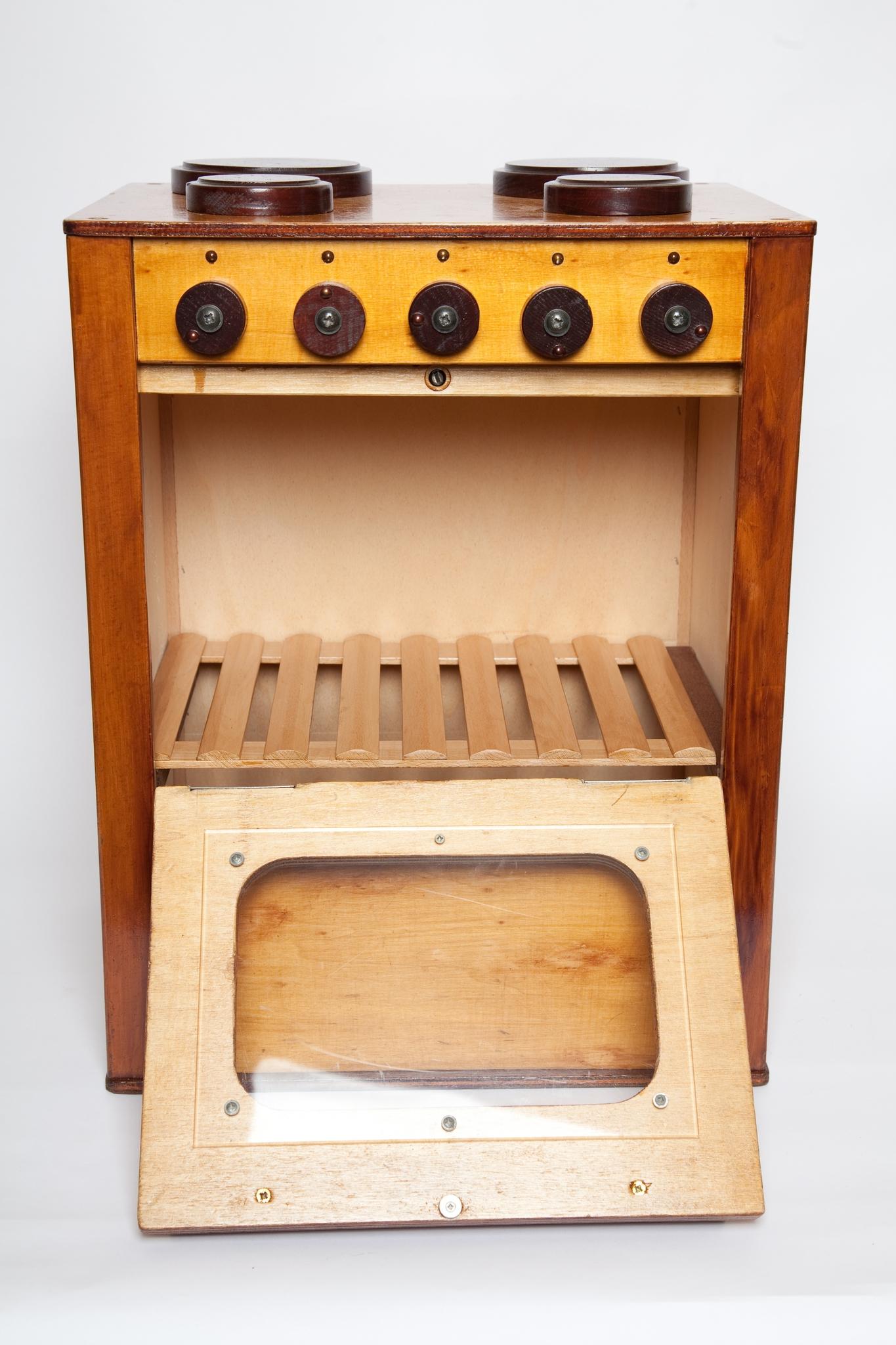 cuisinière - jeu en bois