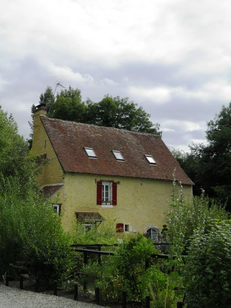 8 Moulin de Courtangis Le Moulin