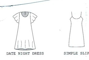 April Rhodes - The Date Night Dress