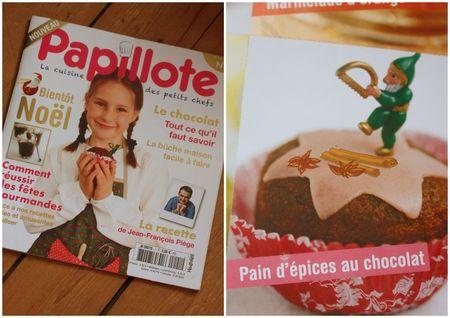 magazine papillote blog chez requia