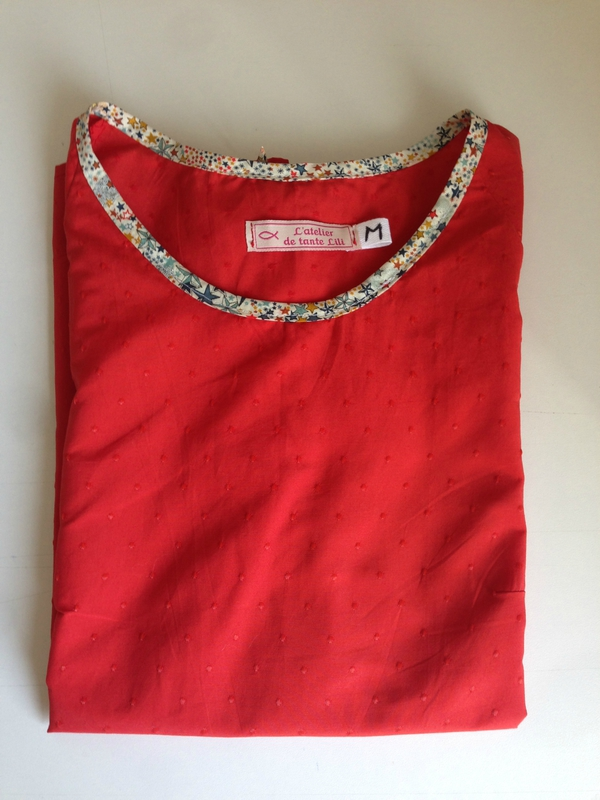 aime comme must have plumetis rouge (1)