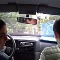 Avec Chrales et Perrine en conducteur