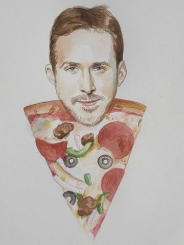 Ryan-Gosling-As-A-Slice-Of-Pizza