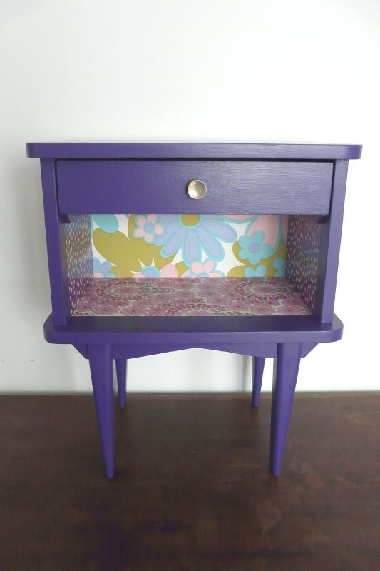 la table de nuit de claire bahia la fee. Black Bedroom Furniture Sets. Home Design Ideas