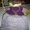 Petite robe layette