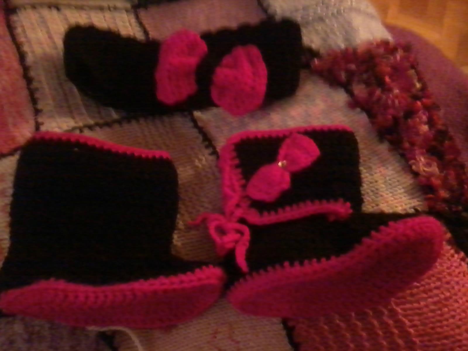 BLACK AND PINK : POUR BEBE AVEC DU SWAG !!!