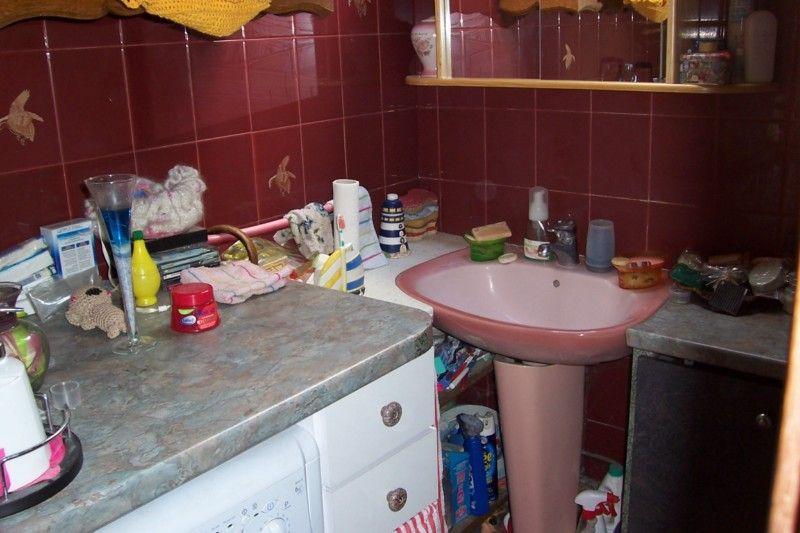 Am nagement minuscule salle de bains ma malle trucs - Minuscule salle de bain ...
