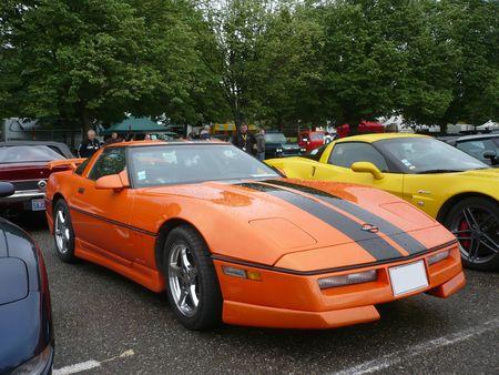CHEVROLET Corvette C4 coupé 1990 Illzach (1)