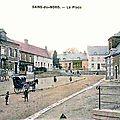 SAINS DU NORD-La Place (3)