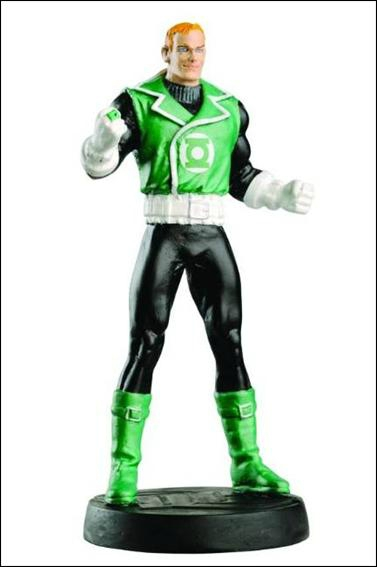 green lantern guy gardner eaglemoss