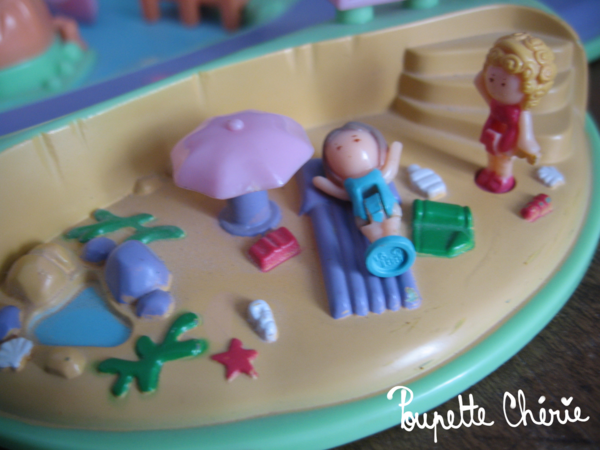 Polly Pocket grande ferme 10