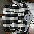 manteau 24 mois entierement doublé