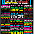 Glastonbury festival : le line-up musical et non exhaustif de l'édition 2016