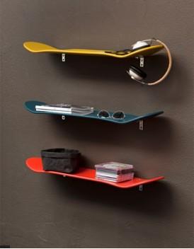 dans le skate tout est bon pony surf. Black Bedroom Furniture Sets. Home Design Ideas
