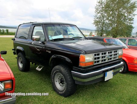 Ford bronco II XLT (Retro Meus Auto Madine 2012) 01