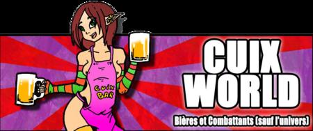bières et combattants