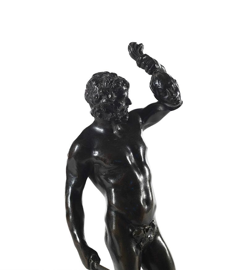 Le guerrier, d'après un modèle de François Duquesnoy (1597-1643), Flandres, XVIIe siècle