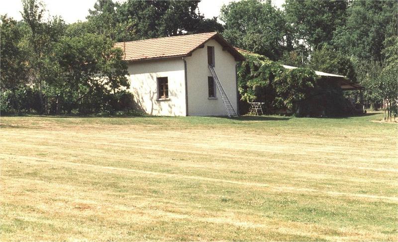 maisons à la Borne