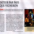 Article paru dans Reussir Vigne Decembre 2010