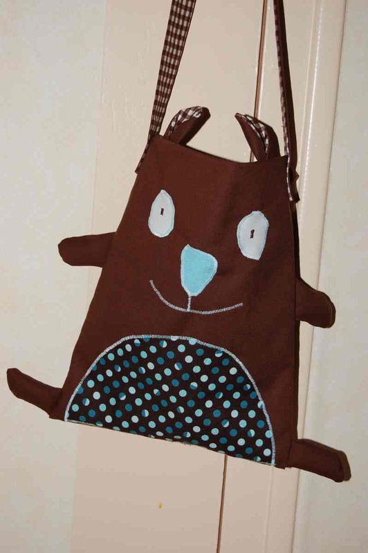sac ours nina