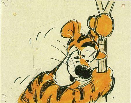 Les Aventures de Winnie l'Ourson - Storyboards 27