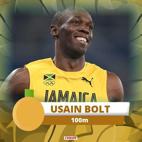 Rio 2016 : Le King BOLT