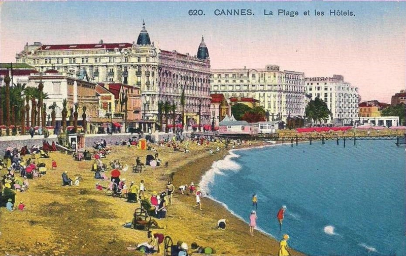 CPA Cannes