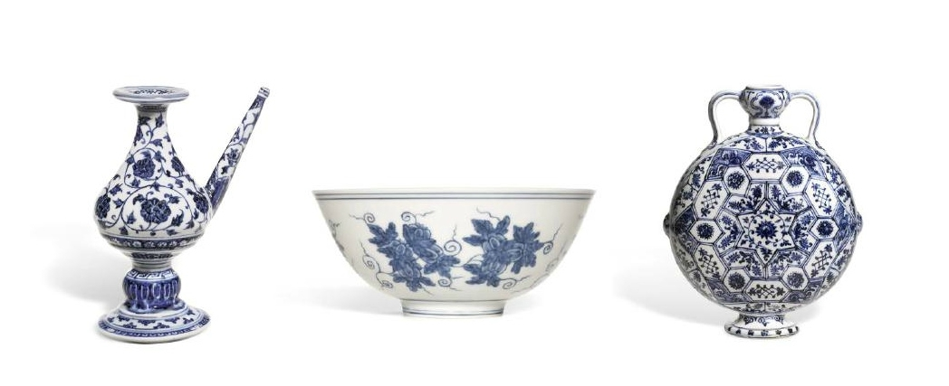 Sotheby's to offer one of the most celebrated ancient collections of Chinese porcelain