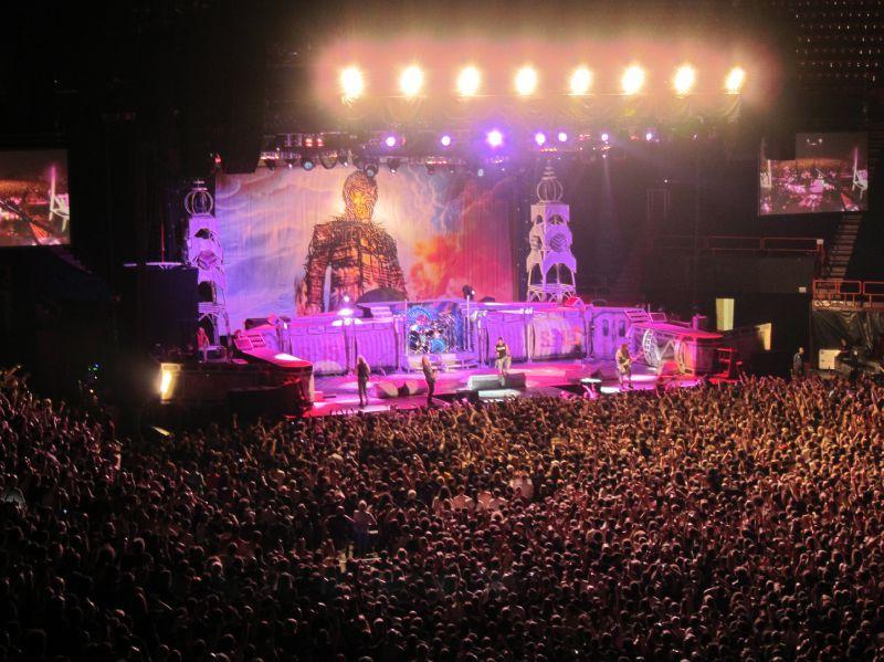 plan bercy concert