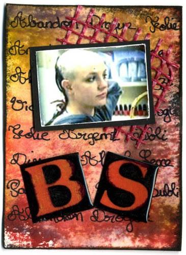 Sujet 5 : La vie trépidante de Britney Spears.