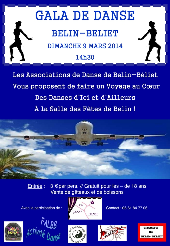 Affiche spectacle 09 03 2014